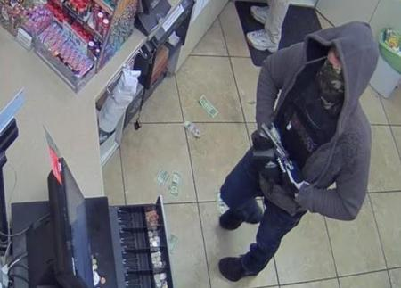 FBCSO Looking For Armed Robbery Suspect